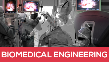 New Course – BIOMEDICAL ENGINEERING